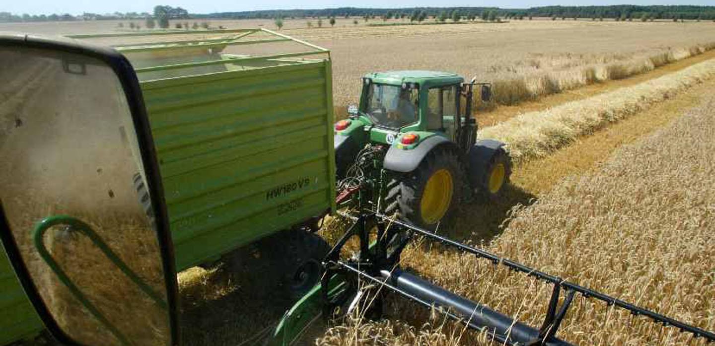 Hintergrundbild Landwirtschaft