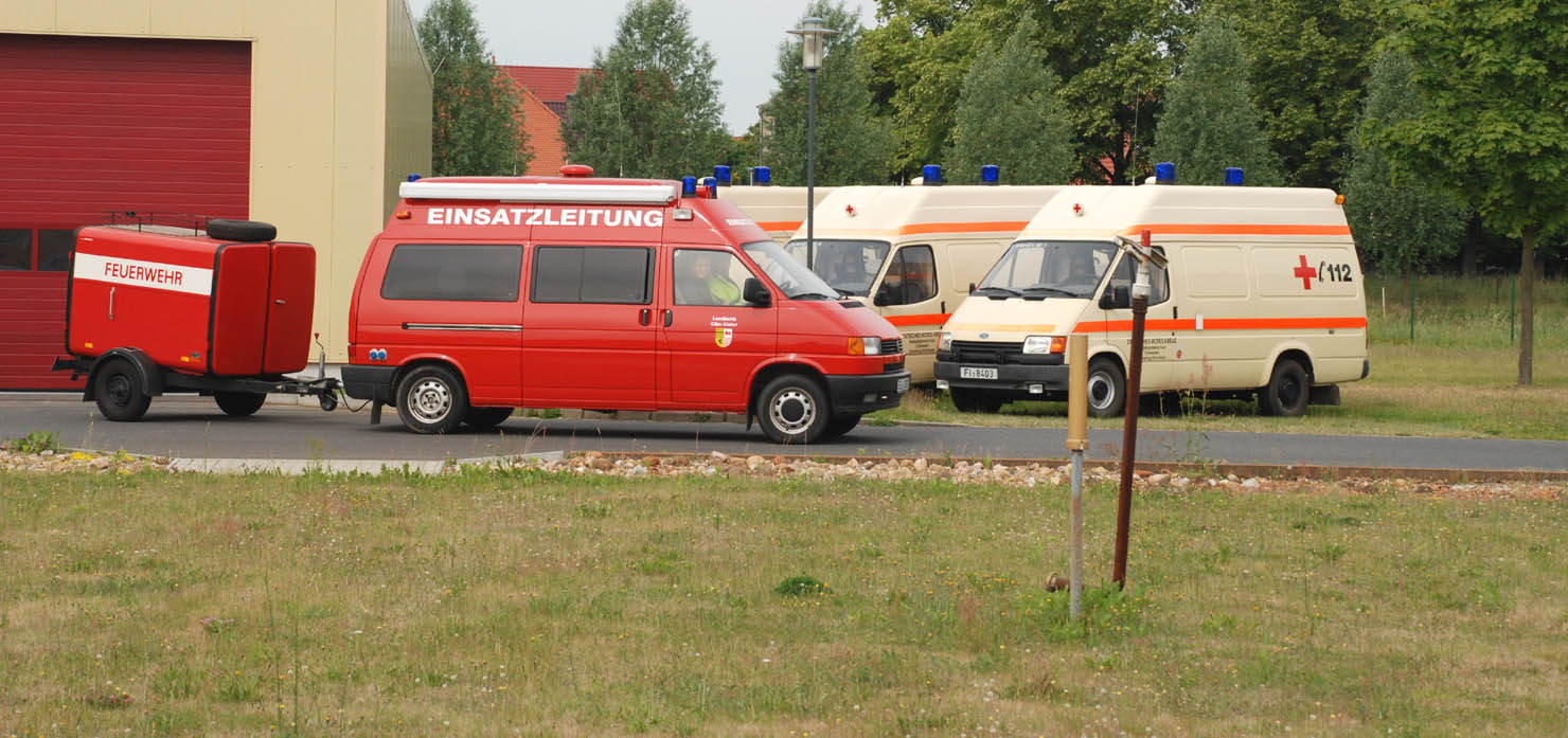 Hintergrundbild Rettungsdienst