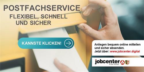 Externer Link: JCEE Postfachcenter
